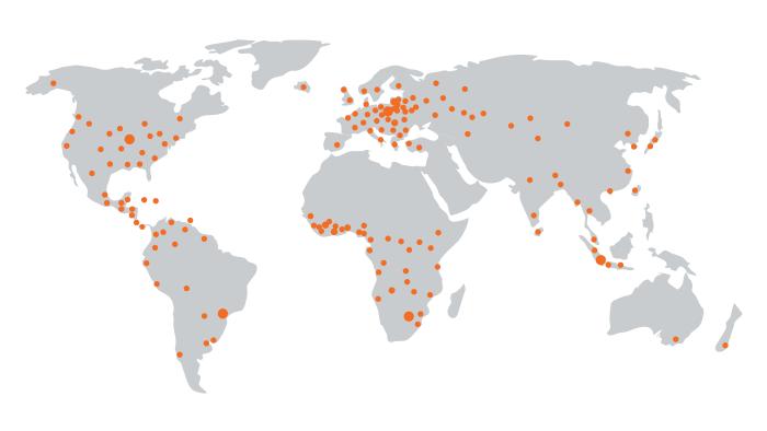 WM Map